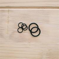 O-ring-sett - For Brew Bucket