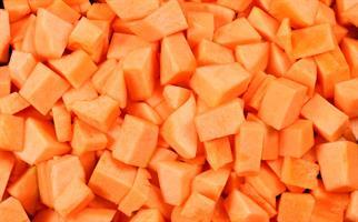 Cantaloupe melon i biter 1 kg