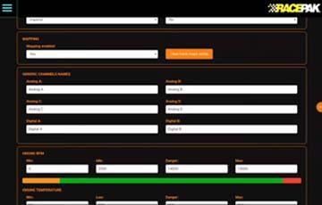 Racepak D3 Settings Part 2 & Sensors Part 1 - Öppnas i nytt fönster