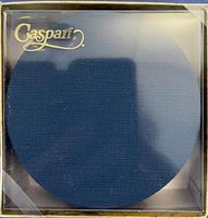 Caspari glassbrikke 8stk, Canvas navy