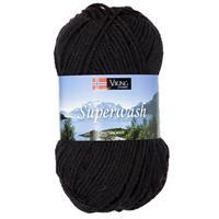 Viking Superwash svart