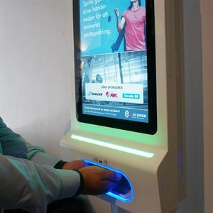 "DSpro 22"" sanitizer screen"