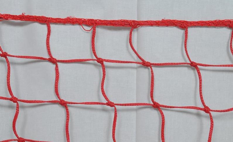 Spm B-Nät polyethlen Röd 20 x 2m