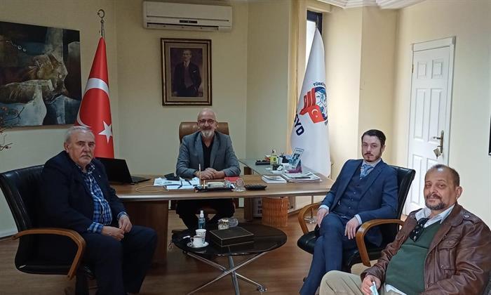 Turkiska sportjournalistförbundet!