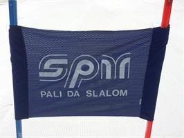 Storslalomflagga World Cup Blå