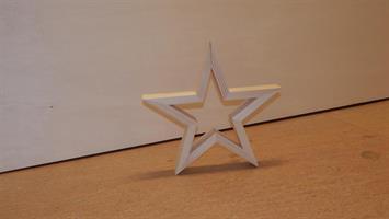 5 armet stjerne liten