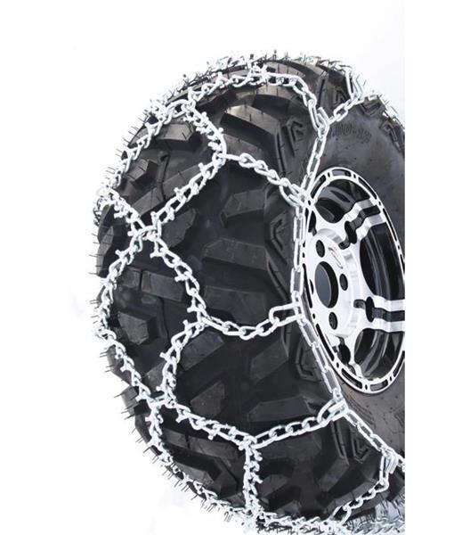 """ATV Kjetting - Kryss 6mm, 59''X18'' For dekkbredder fra 11"""", 27""""-28"""""""