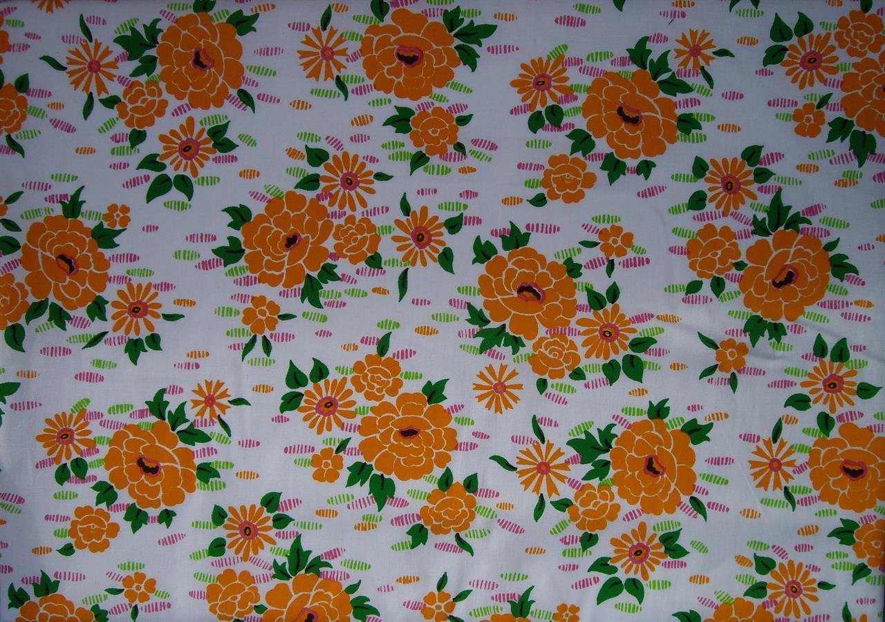 Blomma, orange