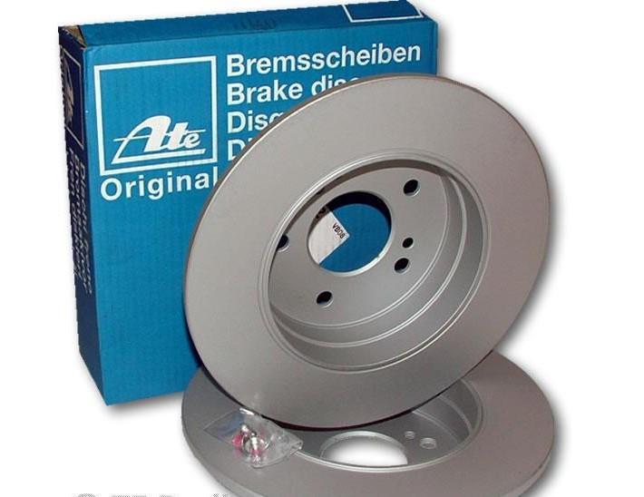 Bremseskiver bak W124 T-Modell, W203 C-Klasse, W21