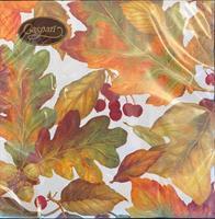 Serviett lunsj Autumn leaves 3lag 20stk