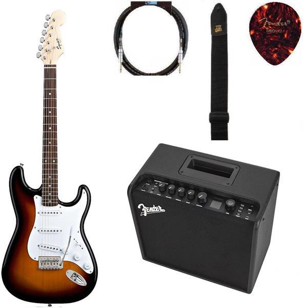El. gitar pakke 2 SB