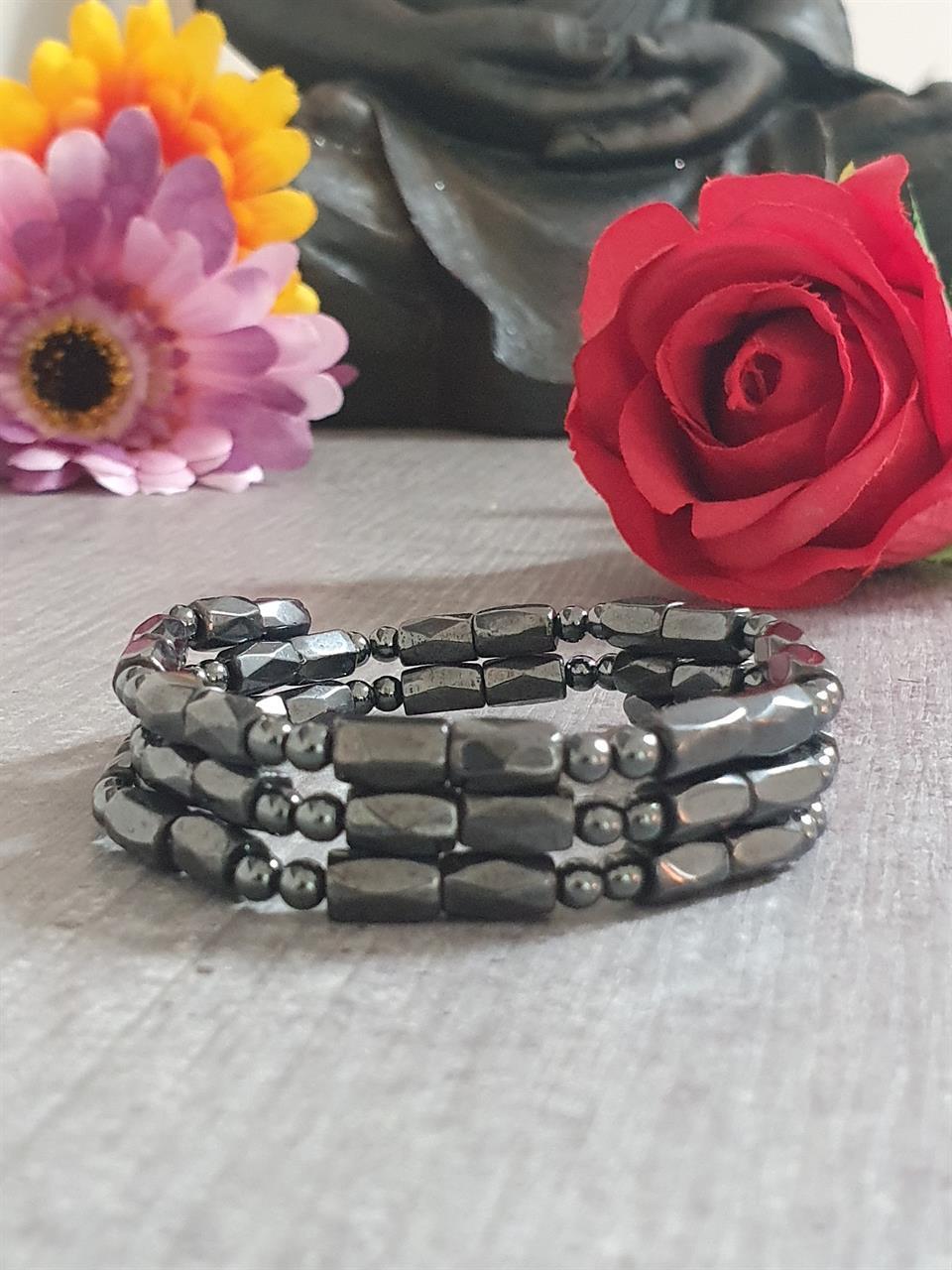 Magnetiskt armband /halsband snyggt