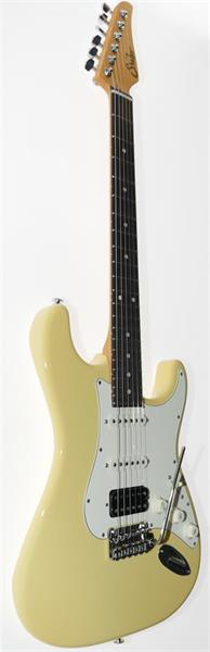 Suhr Classic S Vintage Yellow