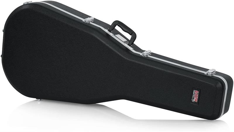 Gator ABS Molded Case for Dreadnought Style Guitars