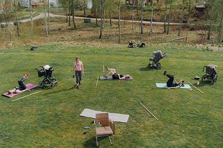 Mammaträning i mindre grupp -ny kurs
