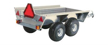 ATV Tilhenger 6012 Traktor registrert
