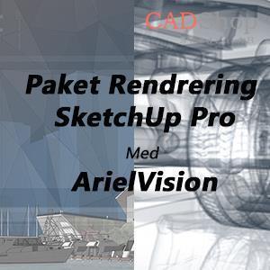 SketchUp Startpaket Rendering 1 år