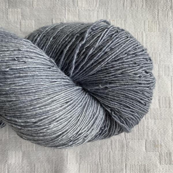 Silvergrå Filisilk