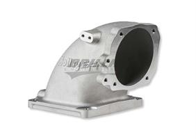 INTAKE ELBOW, FORD 5.0L 4500 FLANGE