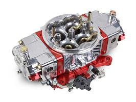 4150 ALUM ULTRA XP 650 CFM (RED)
