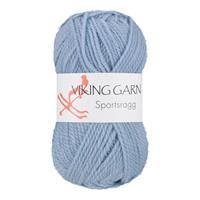 Viking Sportsragg ljus blå