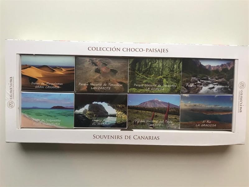 Tu Canarina Souvenirs Canarias112gr/