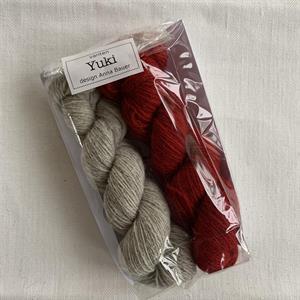 """""""Yuki"""" - Kyssäkta - Silver vantpaket"""