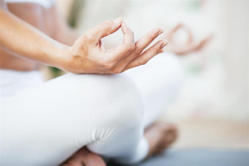Mindfulness som treningsform. - mandag 10.30