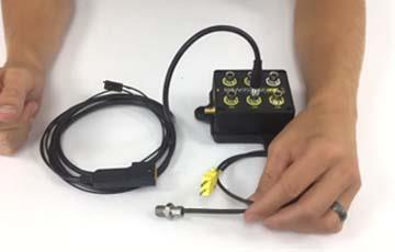 Vantage CL1 Fluid Temp Sensor