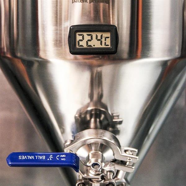 Digitalt termometer for Chronical