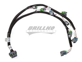 INJECTOR HARNESS, V8 EVENLY SPACED USCAR