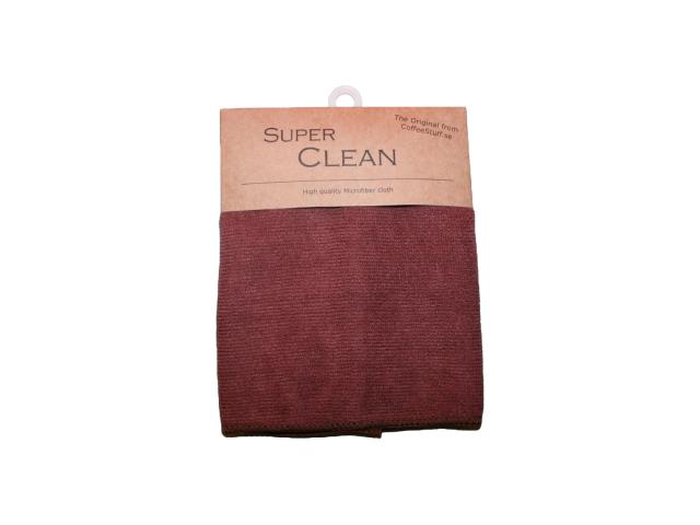 SuperClean 4st 35x35cm brun