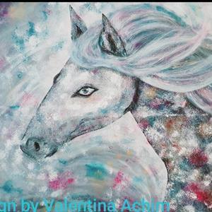 Fotoposters  30x40 cm,häst