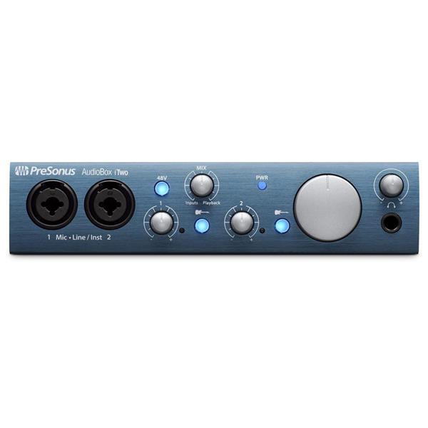 Presonus AudioBox iTwo, iPad/USB Audio Lydkort