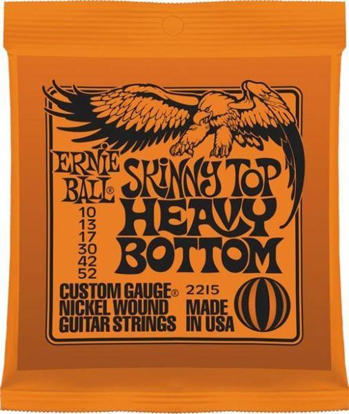 Ernie Ball 2215 Skinny Top Heavy Bottom