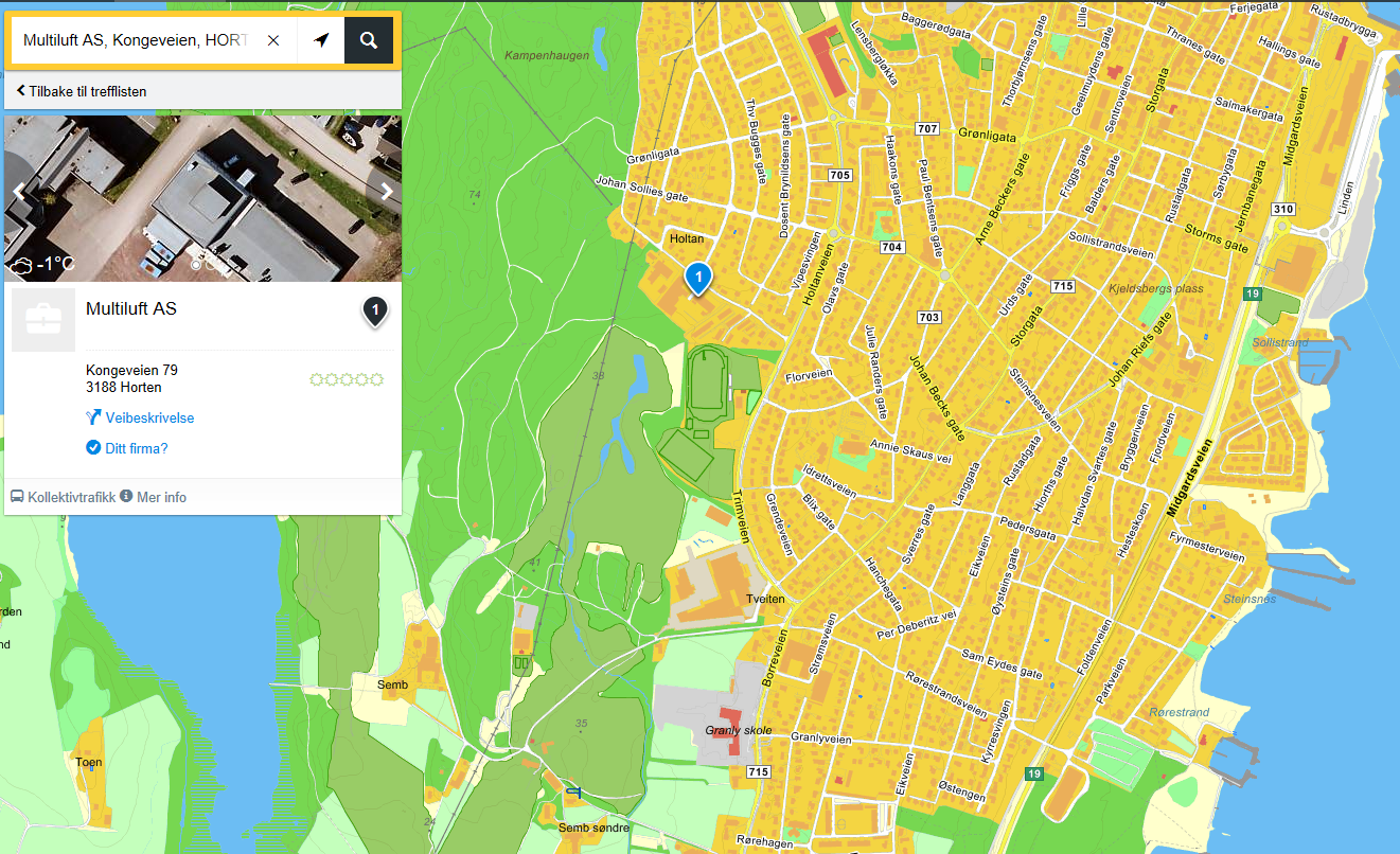 kart multiluft