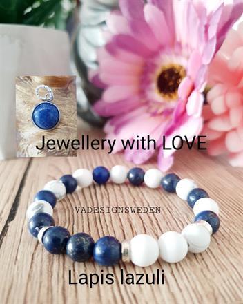 Jewellery with love /Lapis lazuli