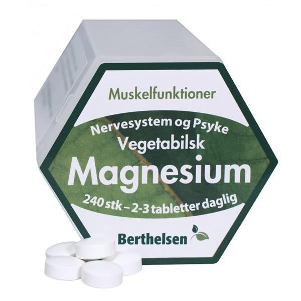 Magnesium  240 tabl