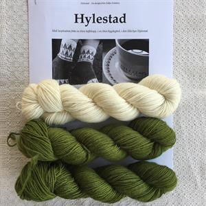 Hylestad - materialpaket med beskrivning