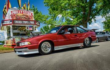 The Du Quoin Street Machine Nationals Bring The Party Back To Southern Illinois