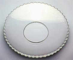 Riflet glassmansjett klar, 7cm