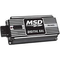 BLK MSD-6AL, Digital Ignition w/rev Cont