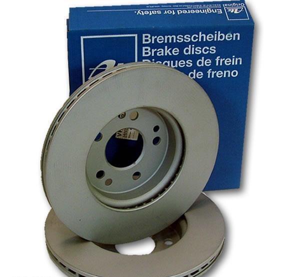 Bremskiver W124 fram 320E beluftet  E280 / 320TE