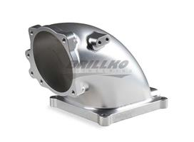 KIT, BILLET ELBOW FORD 5.OL TO 4500 SILV