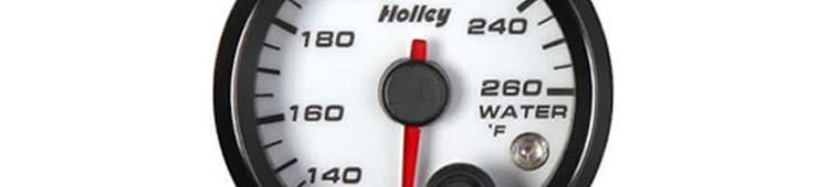 Klicka här för att komma till vårt sortiment av Holley - Mätare och tillbehör