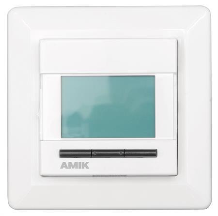 Digital termostat intelligent 4 sänkn./dag