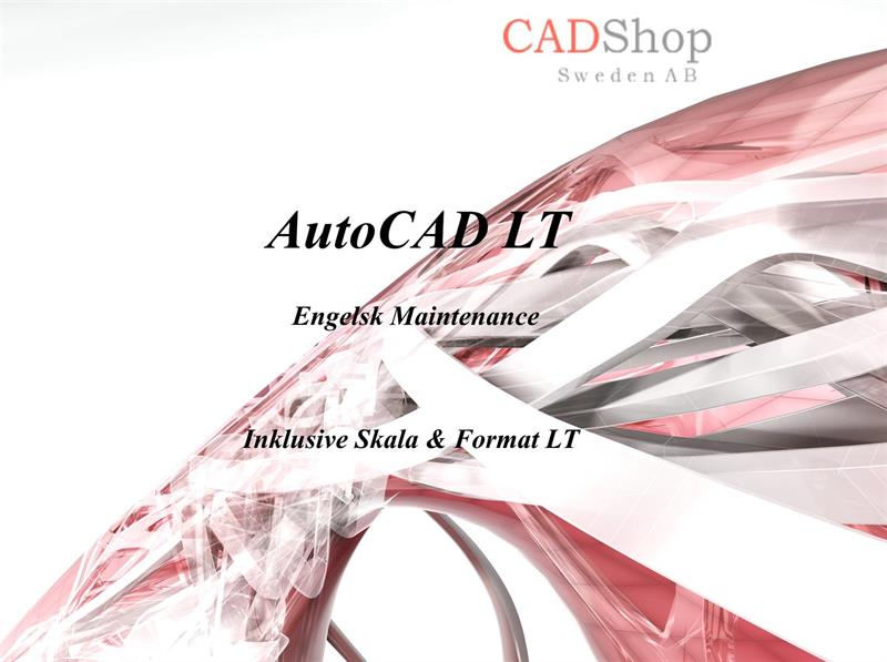 AutoCAD LT eng. Maintenance
