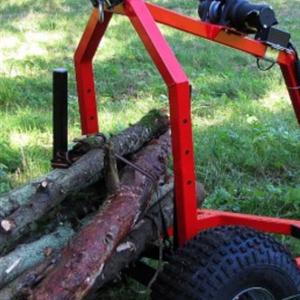 Pro 500 Tømmer trekker