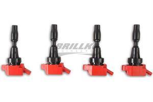 Coils, 15 & Up Hyundai/KIA 1.6LT 4PK Red