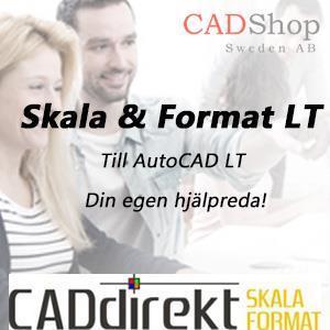 CADdirekt Skala & Format LT